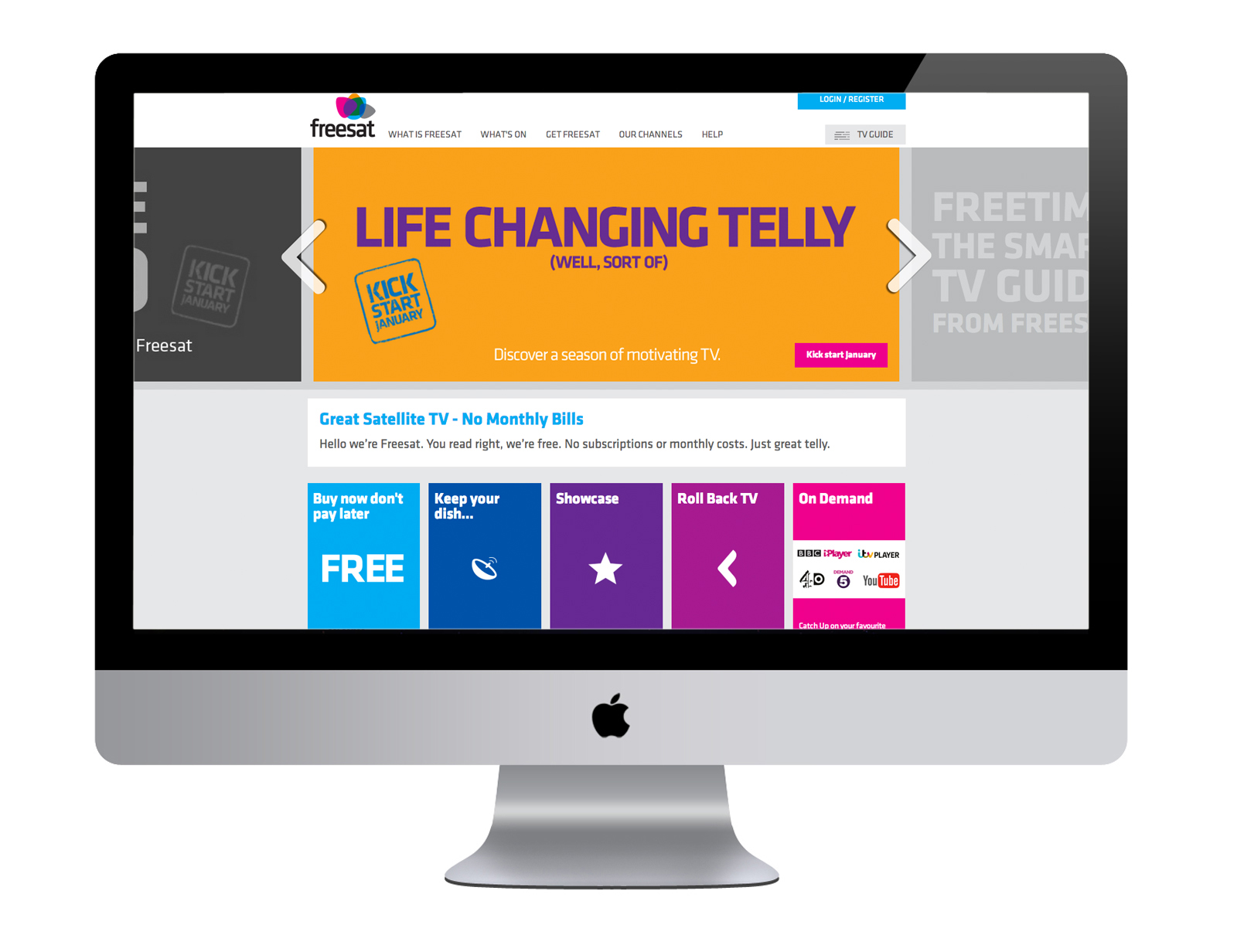 Freesat Website1