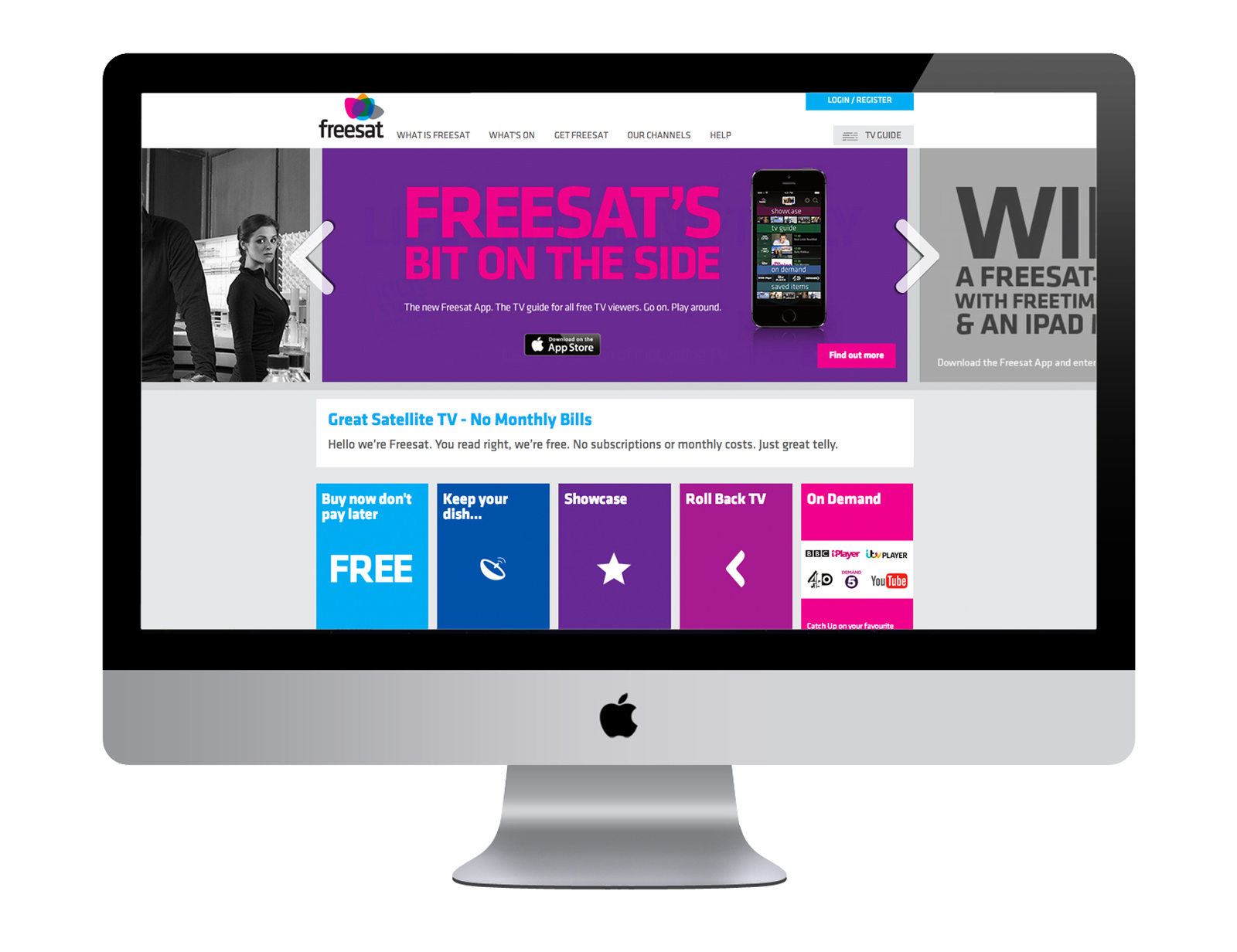Freesat Website2